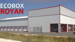 Garde meuble EcoBox Royan
