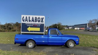 Garde meuble Galabox Labenne