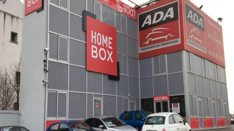 Self stockage  Homebox Bagnolet Paris