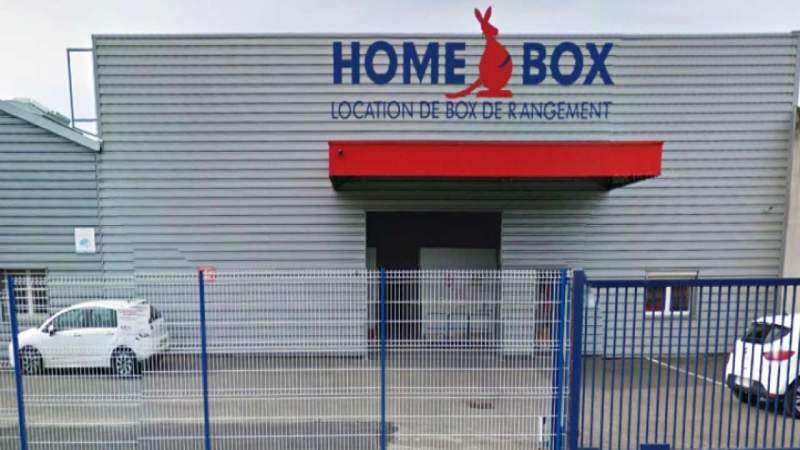 Box de stockage Homebox Dijon