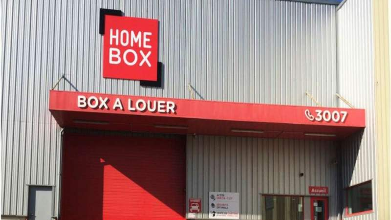 Self stockage Homebox Franconville