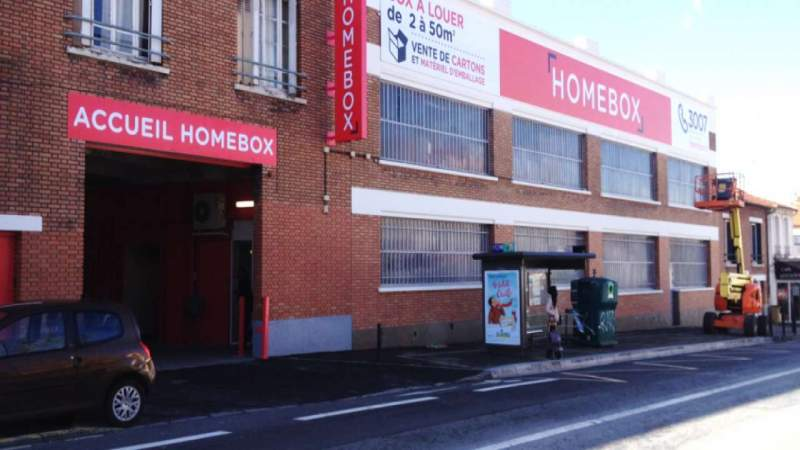 Box de stockage Homebox Montreuil