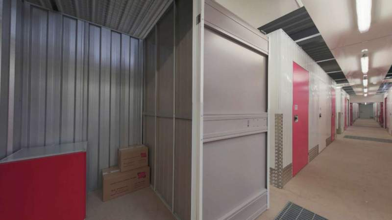Garde-meubles Rennes sud Homebox
