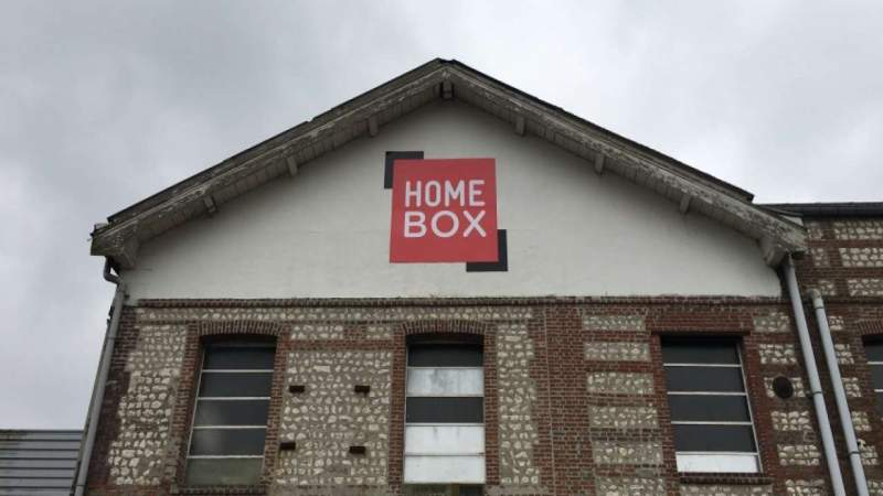Box de stockage Homebox Rouen