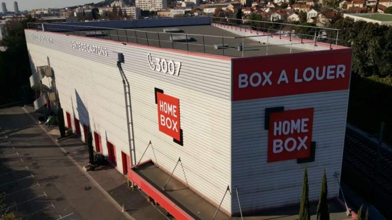 Box stockage Homebox Toulon