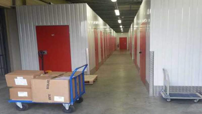 Boxes de self-stockage Ecquevilly 78