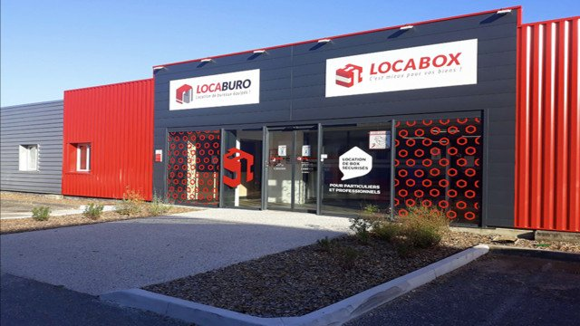 Box de stockage Locabox Arcachon