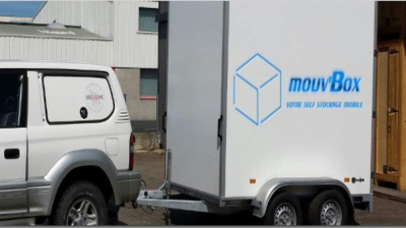 Stockage mobile Mouvbox 63 Vichy