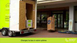 Garde meuble Paris Villetaneuse Mobilbox