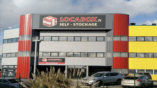 Box de stockage Locabox Lormont