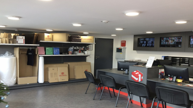 Boutique déménagement Locabox Annemasse