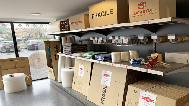 Ascenseur Locabox Annemasse