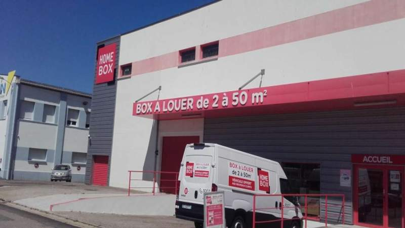 Box de stockage Homebox Bastia