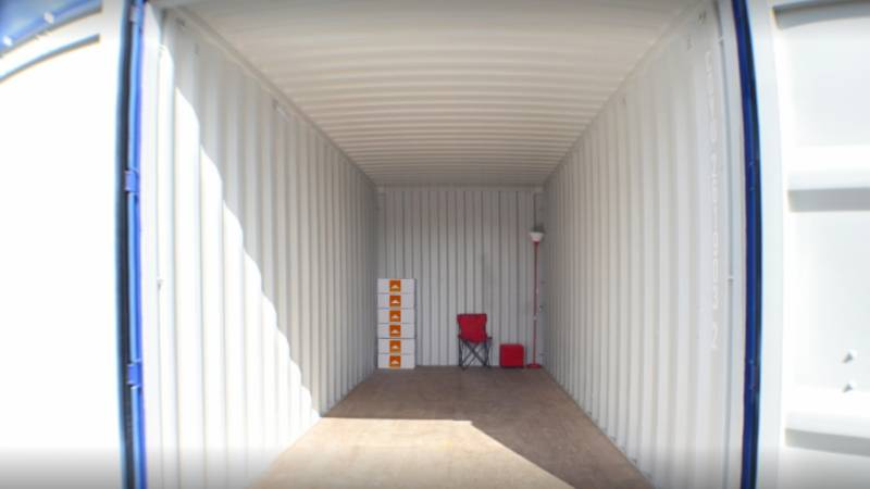 Box Container Saint-Genis-Pouilly MTSBOX