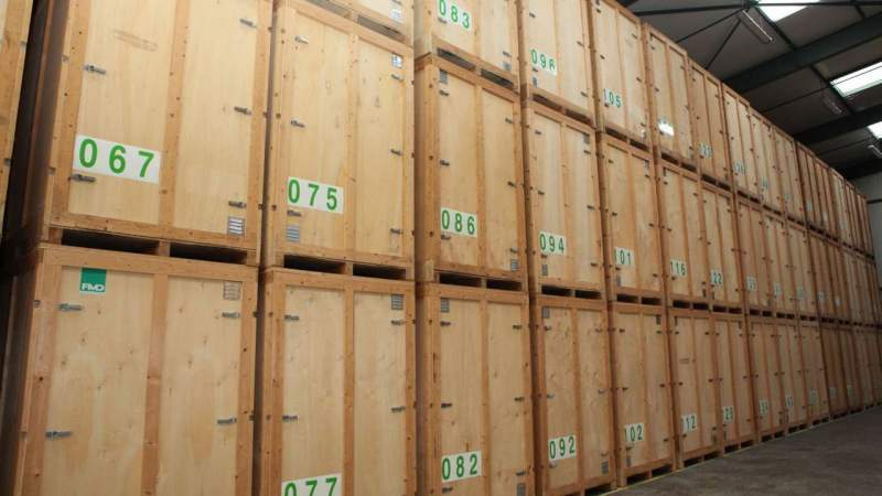 Container pour stockage Grand-Quevilly Rouen