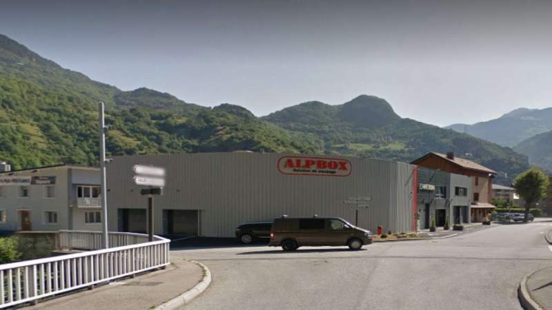 Location box Moutiers
