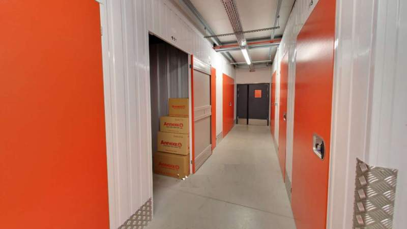 Box de stockage Paris Saint-Ouen Annexx