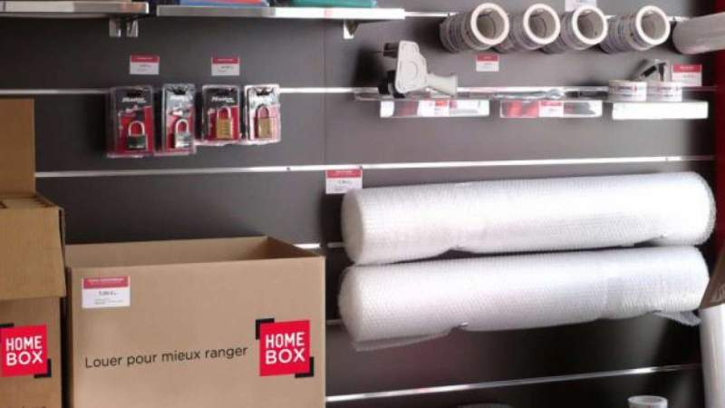 Self-stockage Chartres Homebox