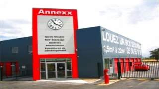 Garde meuble Annexx Toulouse Ouest