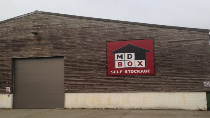 Self stockage Lille, Fretin, MD-BOX