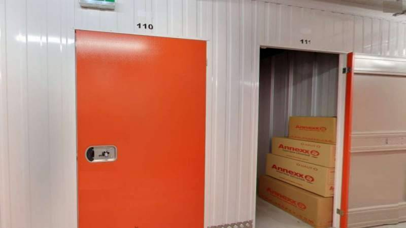 Box de stockage Paris Saint-Lazare 75508