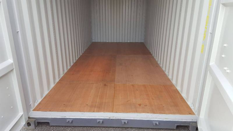 Box container Capens 31410