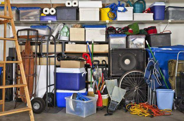comment bien ranger son garage